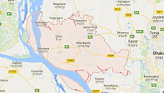 Gas cylinder explosion in Manikganj severely burns couple