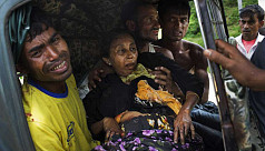 85 wounded Rohingyas at CMCH