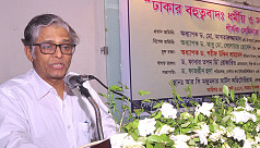 Prof Akhtaruzzaman appointed as interim...
