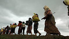Rohingya influx may hurt Bangladesh...