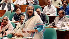 Parliament passes resolution urging...