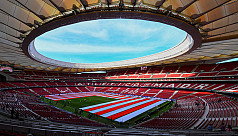 Atletico Madrid stadium to host 2019...