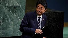 Japan PM heads to Europe amid N Korea...