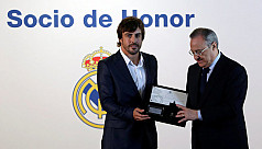 Alonso becomes honorary member of...