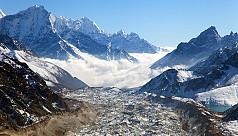 Mizoram governor worried about melting Himalayan glaciers