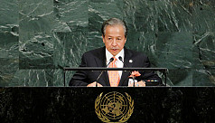 Malaysia's dissent on Myanmar statement...