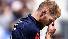 Stokes suspended from England duty