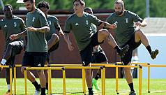 Juve's Allegri ready for tough test...