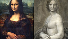 Experts may have found 'nude' Mona Lisa in France
