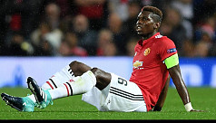 Mourinho calls Pogba injury rumours...