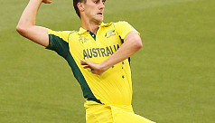 Australia fast bowler Cummins to miss...