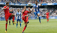 Sociedad go joint top with win at...