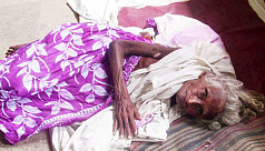 85-year-old rescued from sack in...