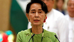 Suu Kyi widely condemned for not denouncing...