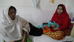 Mother, newborn detained in Bangladesh...