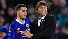 Chelsea won't rush Hazard back, says...