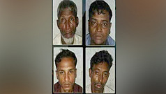 Four suspected Myanmar spies detained...