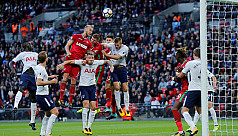 Spurs stalemate adds to Wembley...