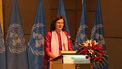 UN chief in Myanmar suppressed report...