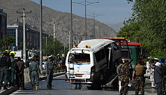 15 Afghan army cadets killed in Kabul...