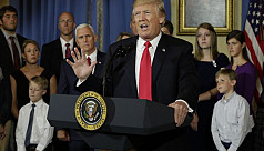 Trump expected to sign order side-stepping...