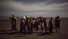 Well-off Rohingyas also forced to flee...