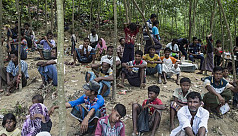 Free phone booths for Rohingya refugees...