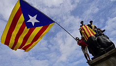 Catalonians vote to secede from...