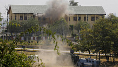 Four killed in attack on Indian Kashmir...