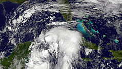 Deadly Hurricane Nate approaches