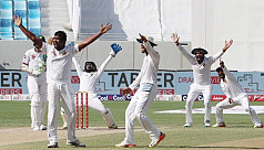 Five-wicket Perera stars in Sri Lanka...