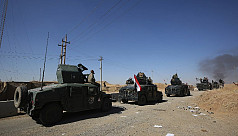 Kurds abandon territory in the face...