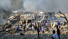 Roadside bomb kills seven in Somalia