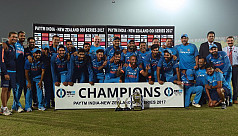 India pip New Zealand in Kanpur thriller...