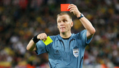 Australia trials red and yellow cards...