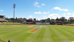 Tour Diary: Into the homeground of Cronje,...