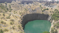 Tour Diary: Visit to the Big Hole, the...