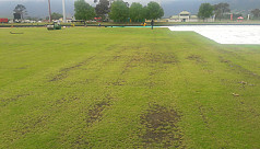 Poor outfield in Paarl ahead of second...