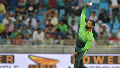 Pakistan's Hafeez reported for suspect...