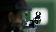 Gold medalist shooter Sadia to go under...