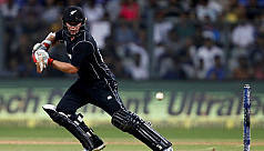 Latham, Taylor combine to take New Zealand...