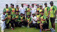 Bangladesh A complete 4-0 sweep over...