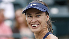 Swiss great Hingis announces...