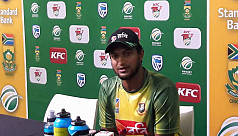 Shakib: Losing streak is like a...