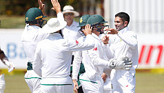 Bangladesh succumb to massive...