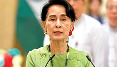 Suu Kyi: We are holding talks on the...