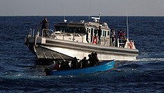 Tunisia rescues 140 migrants off its...