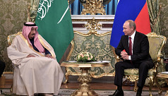 Saudi king's visit to Russia heralds...