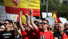 Spain apologises, tone softens in Catalonia...