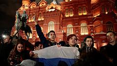 On Putin's birthday, opposition activists...